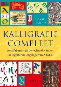 Kalligrafie compleet - D. Harris (ISBN 9789058777331)