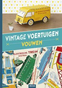 Vintage voertuigen vouwen - Franck Fries (ISBN 9789044744361)