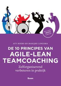 De 10 principes van leanteamcoaching - Aty Boers, Marijke Lingsma (ISBN 9789024406678)