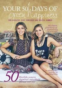 Your 50 Days of Green Happiness - Tessa Moorman, Merel Von Carlsburg (ISBN 9789082482812)