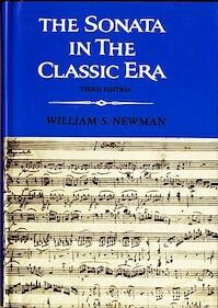 Sonata in the Classic Era - William S. Newman (ISBN 9780393952865)