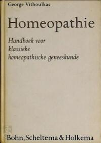 Homeopathie - George Vithoulkas, A. Geukens, Hugo Coremans (ISBN 9789067161527)