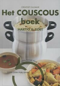 Het Couscous boek - Sophie Brissaud (ISBN 9789461430090)