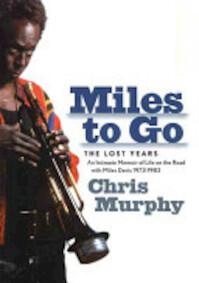 Miles to Go - Chris Murphy (ISBN 9781560253617)