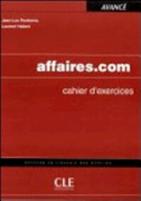 Affaires.com Workbook - Jean-Luc Penfornis (ISBN 9782090354300)