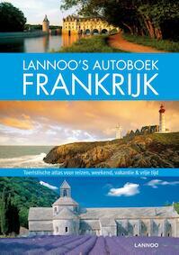 Autoboek Frankrijk (ISBN 9789020995275)