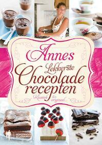 Annes lekkerste Chocolade recepten - Anne Deblois (ISBN 9789089312365)