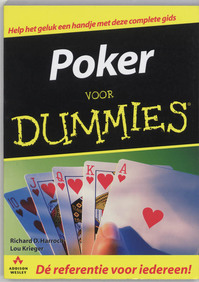 Poker voor Dummies - R.D. Harroch, L. Krieger (ISBN 9789043012942)