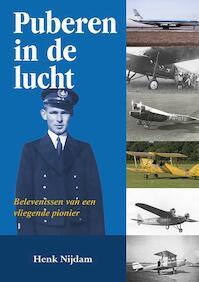 Puberen in de lucht - Henk Nijdam (ISBN 9789089546470)