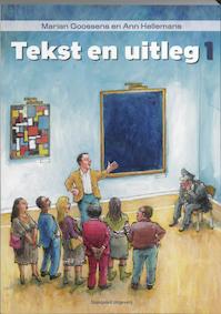 Tekst en uitleg / 1 - M. Goossens, A. Hellemans (ISBN 9789034193315)