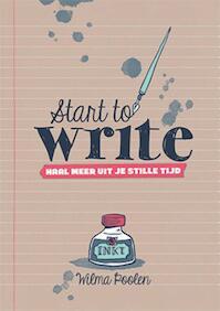 Start to write - Wilma Poolen (ISBN 9789033817854)