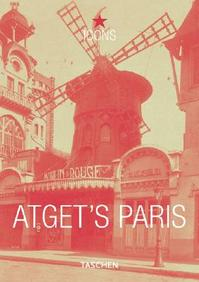 Eugène Atget's Paris - Andreas Krase, Hans-Christian Adam (ISBN 9783822855492)