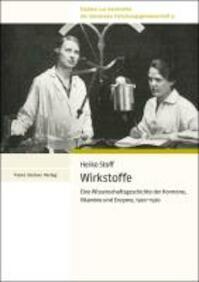 Wirkstoffe - Heiko Stoff (ISBN 9783515100991)