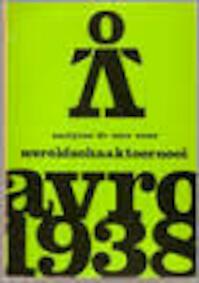 AVRO wereldschaaktoernooi 1938 - Max Euwe (ISBN 9789060832875)