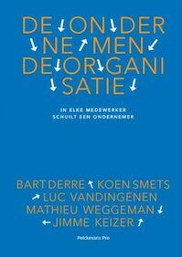 The entrepreneurial organization - Bart Derre, Koen Smets, Luc Vandingenen, Mathieu Weggeman, Jimme Keizer (ISBN 9789463370738)