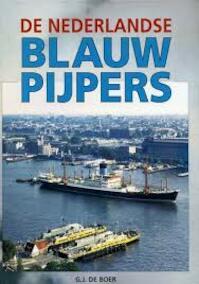 De Nederlandse Blauwpijpers - G.J. Boer (ISBN 9799060139393)