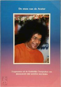 Stem van de avatar - Bhagavan Sri Sathya Sai Baba, Hejmadi (ISBN 9789072308115)