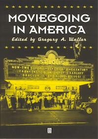 Moviegoing in America - Gregory A. Waller (ISBN 9780631225928)