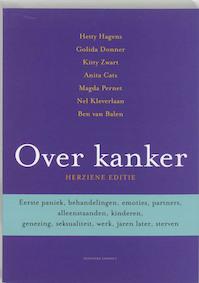 Over kanker - Hetty Hagens (ISBN 9789025419127)