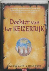 Dochter van het Keizerrijk - Raymond E. Feist, Janny Wurts (ISBN 9789022537305)