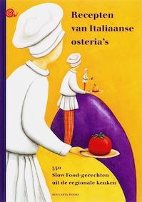 Recepten van Italiaanse osteria's - Unknown (ISBN 9789054667063)
