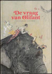 De vraag van olifant - Leen van den Berg (ISBN 9789058387233)