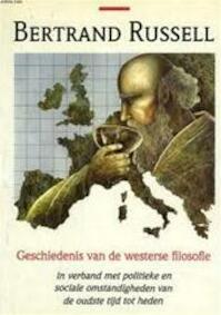 Geschiedenis westerse filosofie - Bertrand Russell (ISBN 9789060773079)