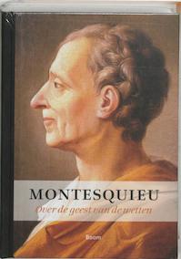Over de geest van de wetten - C. de Montesquieu (ISBN 9789085060727)