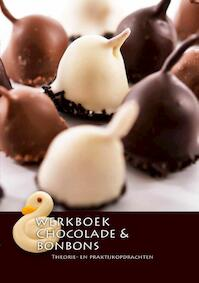 Werkboek Chocolade & bonbons (ISBN 9789491849299)
