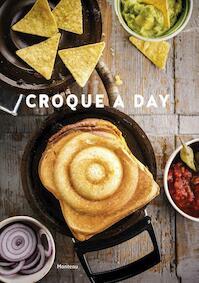 Croque a day - Nico Corbesier, Andy de Brouwer, William Francis (ISBN 9789022332184)