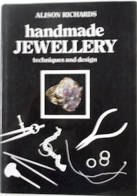 Handmade jewellery - Alison Richards (ISBN 9780714816982)