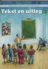 Tekst en uitleg / 2 - M. Goossens, A. Hellemans (ISBN 9789034193339)