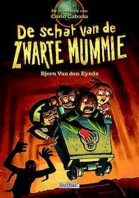 De schat van de zwarte mummie - Bjorn van den Eynde (ISBN 9789059240858)