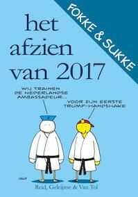 Fokke & Sukke - Het afzien van 2017 - John Reid, Bastiaan Geleijnse, Jean-Marc van Tol (ISBN 9789492409287)