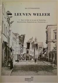 Leuven weleer 5: Naar de Biest en tot aan de Westhelling: Brusselsestraat, Kapucijnenvoer, Fonteinstraat,... - Rik Uytterhoeven