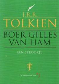 Boer gilles van ham - J.R.R. Tolkien (ISBN 9789027442307)