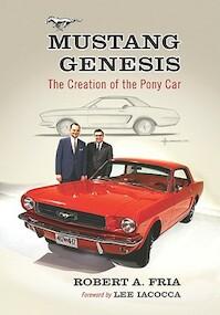 Mustang Genesis - Robert A. Fria (ISBN 9780786458400)