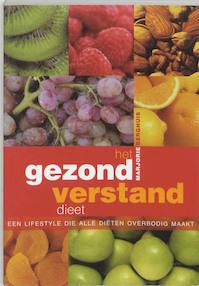 Het gezond-verstanddieet - Mona Berghuis (ISBN 9789032510510)