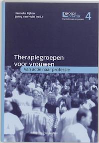 Therapiegroepen voor vrouwen (ISBN 9789031343775)