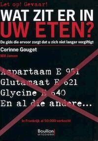 Wat zit er in uw eten? - Corinne Couget, Will Jansen (ISBN 9789077788288)
