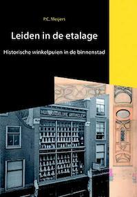 Leiden in de etalage - Pieter Meijers, Pieter Meijers (ISBN 9789059970922)