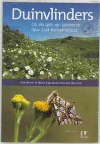 Duinvlinders + Kaartjes - Joop Mourik, J. van der M. / Peet Eggenkamp (ISBN 9789050112178)