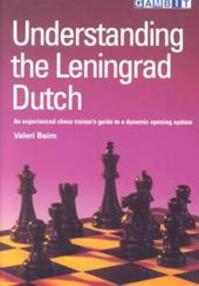 Understanding the Leningrad Dutch - Valeri Beim, Laurence Webb (ISBN 9781901983722)