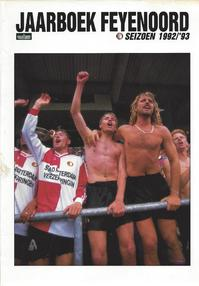 Jaarboek Feyenoord - seizoen 1992/'93
