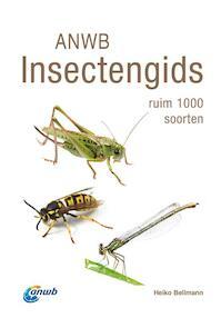 ANWB Insectengids - Heiko Bellmann (ISBN 9789021569031)