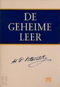 De geheime leer [2 delen] - H. P. Blavatsky (ISBN 9070328240)