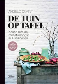 De tuin op tafel - Angelo Dorny (ISBN 9789022334850)
