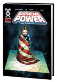 Supreme Power Volume 1 HC - J. Michael Straczynski, Gary Frank, John Sibal (ISBN 9780785113690)