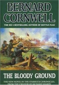 The bloody ground - Bernard Cornwell (ISBN 9780002253338)