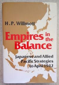 Empires in the balance - H. P. Willmott (ISBN 9780856134289)
